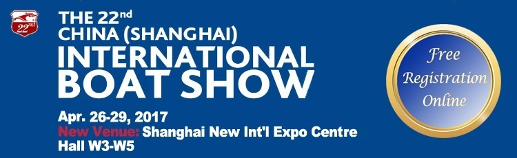 22. China International Boat Show at New Location